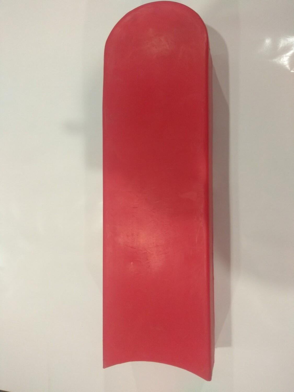Боковой обтекатель красный