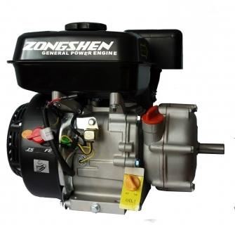 Двигатель ZONGSHEN ZS177F/P-4, мощность 9 л/с