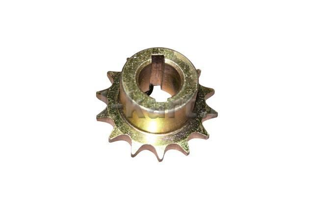 Звезда ведущая 12 зубьев посадочный Ф 20 мм