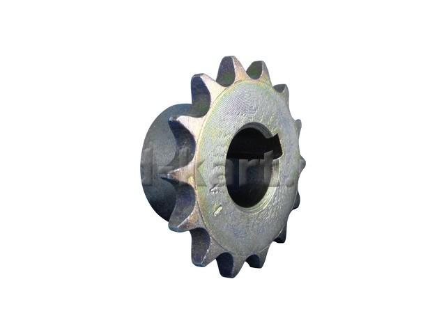Звезда ведущая 14 зубьев посадочный Ф 20 мм