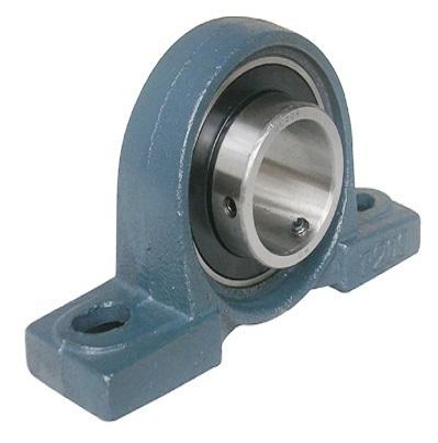Корпусный подшипник (чугунный корпус) внутренний ф 30 мм