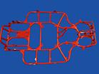 Рама карта SD-Kart XL