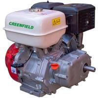 Двигатель GreenField GF-168F-R с редуктором 5,5 л/с