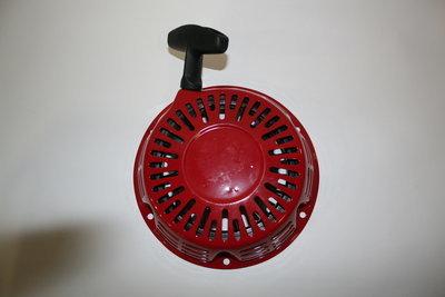 Ручной стартер GX160-200 в сборе (с металлическими круглыми усами)