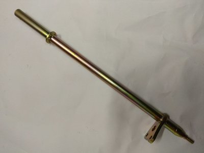 Рулевая колонка DINO (длина -500 мм) наконечник ф 10