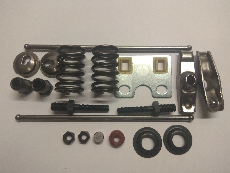 Ремкомплект ГБЦ GX 240-390