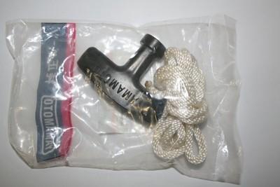 Шнур ручного стартера с ручкой (5,0ммх1,45м)