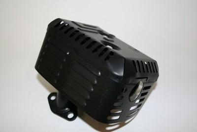 Глушитель в сборе GX120-200
