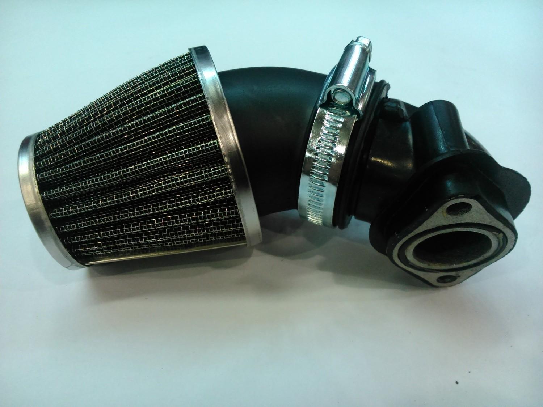Впускной коллектор и фильтр нулевого сопротивления. внутренний 24