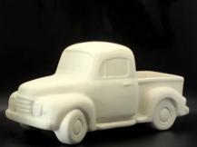 Vintage Truck (10.5x5.25Hx5.75W)