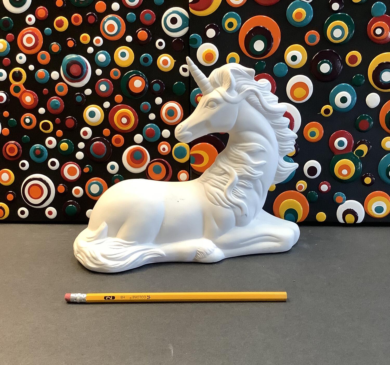 "Unicorn Fig. (7""Hx9""L)"