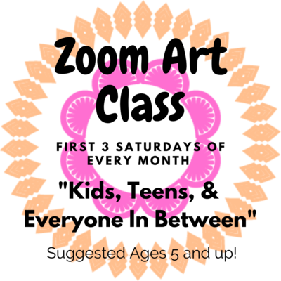 Zoom Art Class: