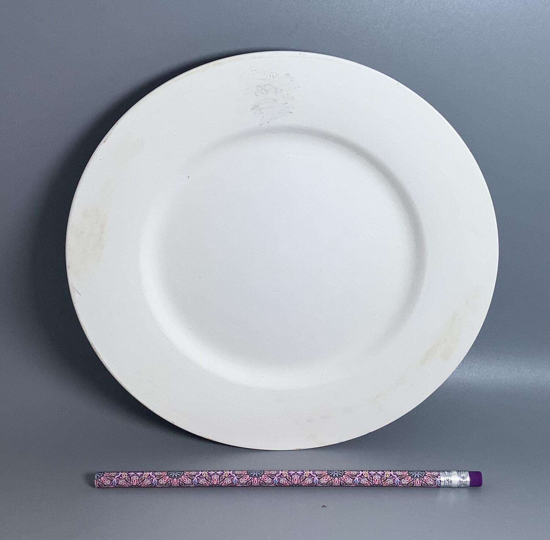 """8"""" Rimmed Salad Plate"""
