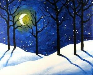 Winter Woods: Nov 28th (4-6pm)