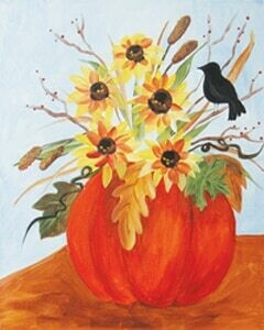 Elements of Autumn:  Nov 6th (6-9pm)