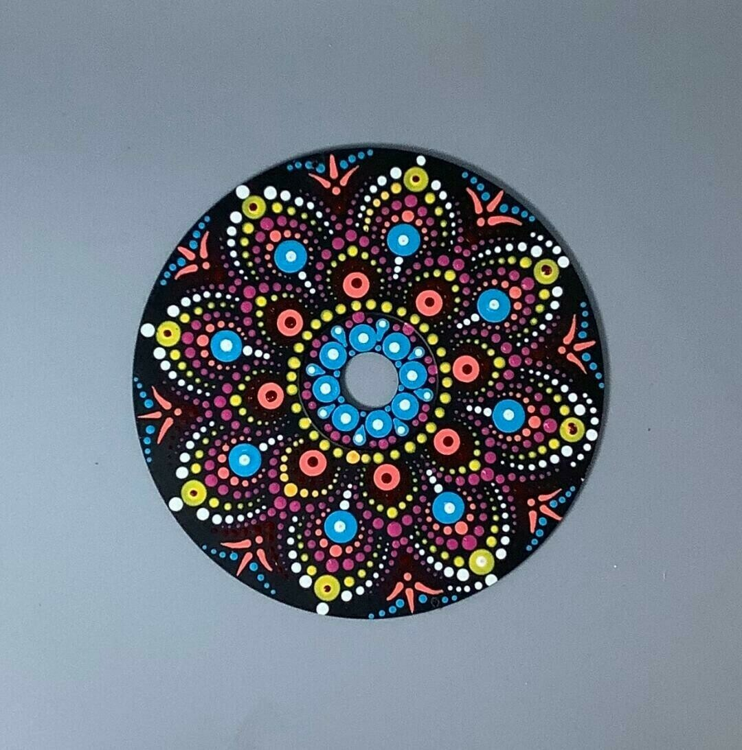 Dot Mandala on a CD Thurs. Oct 22nd (6:30-8pm