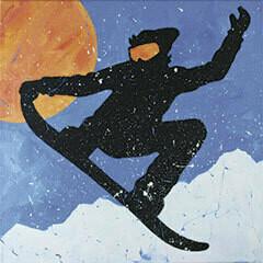 SNOWBOARDER: Dec 26th (4-6pm)