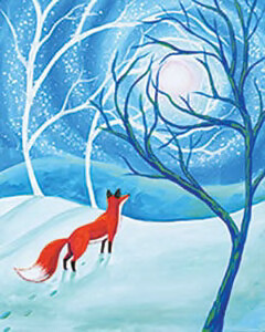 Fox In the Forest:  Dec 4th (6-9pm)