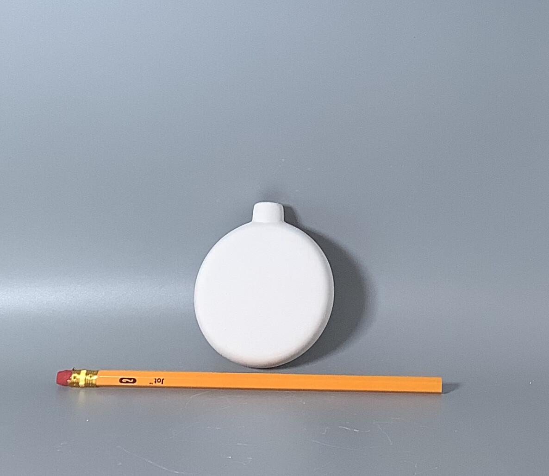 "3"" Round Flat Orn"
