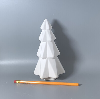 Faceted X-mas Tree