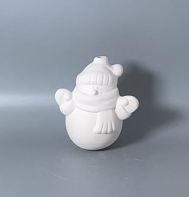 Snowman Orn.