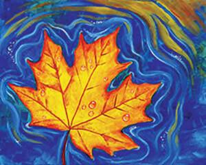 Floating Maple Leaf: Jan. 30th (4-6pm)