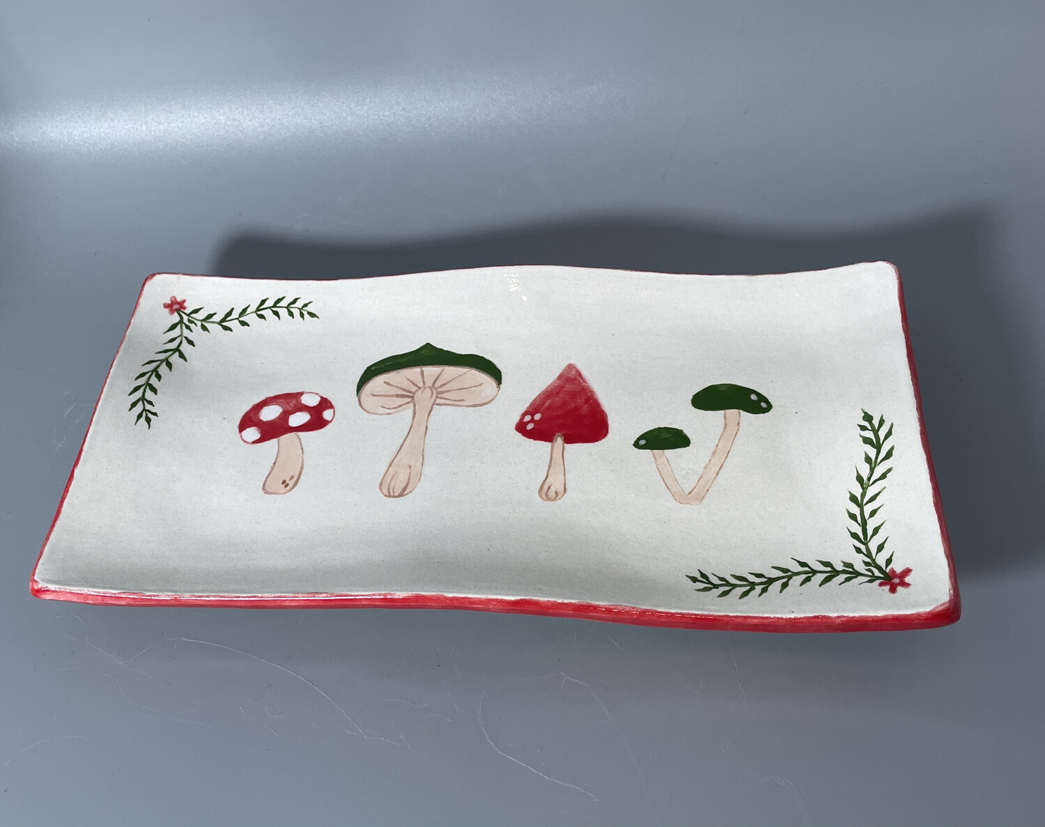 "8""x4"" Rectangle Platter"