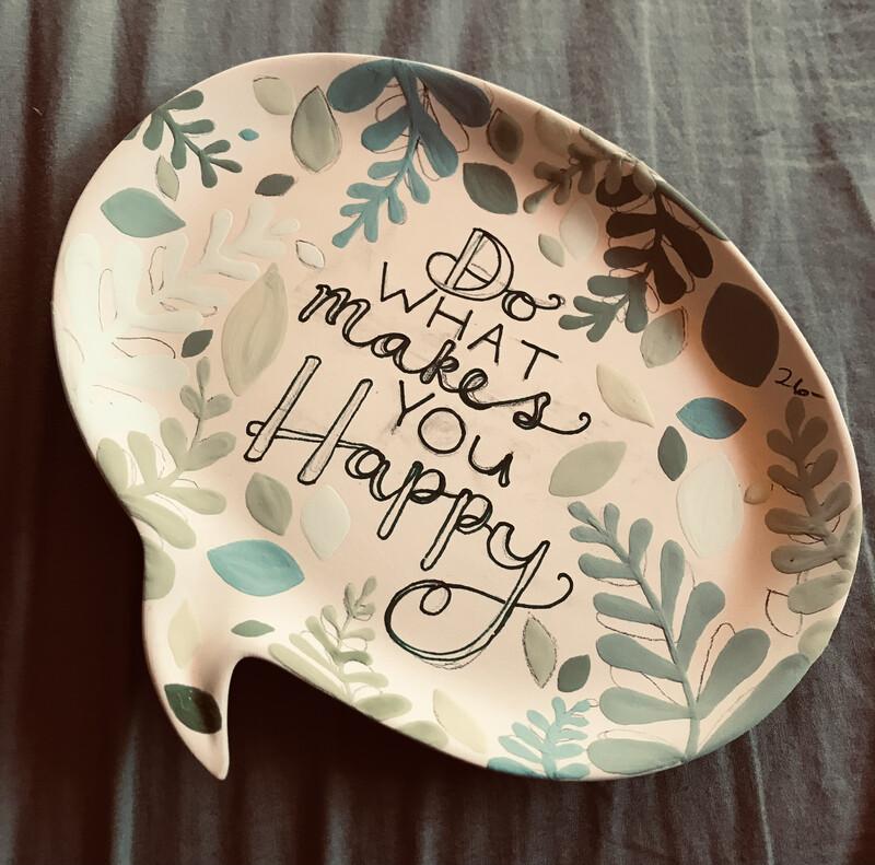 Zoom Art Pottery Class: