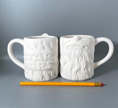 Chewbacca Mug