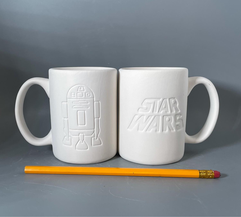 R2-D2 Star Wars Mug