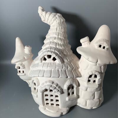 Gnome Castle Lantern