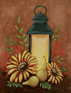 Class: Sept 24th Fall Lantern