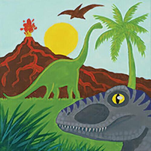Class: Dinosaur Kingdom 10/9