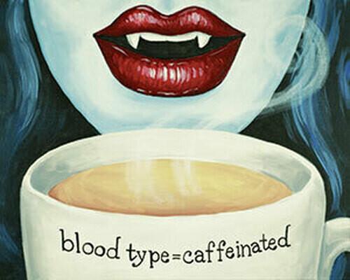 Class: Caffeinated 10/9