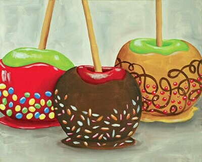Class: Candy Apple 10/29