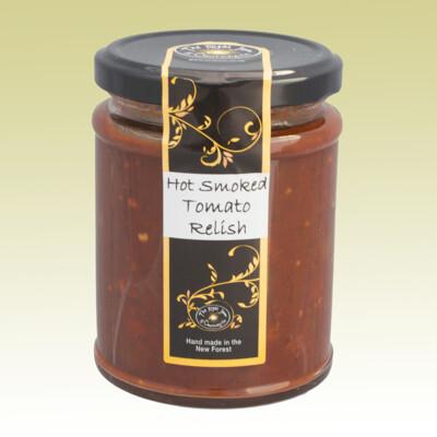 Hot Smoked Tomato Relish 280g
