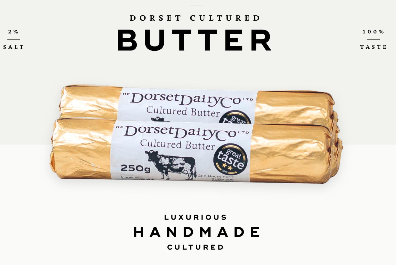 Farmhouse Butter 250g