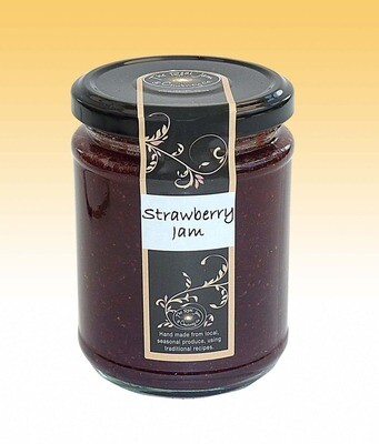 Strawberry Jam 330g