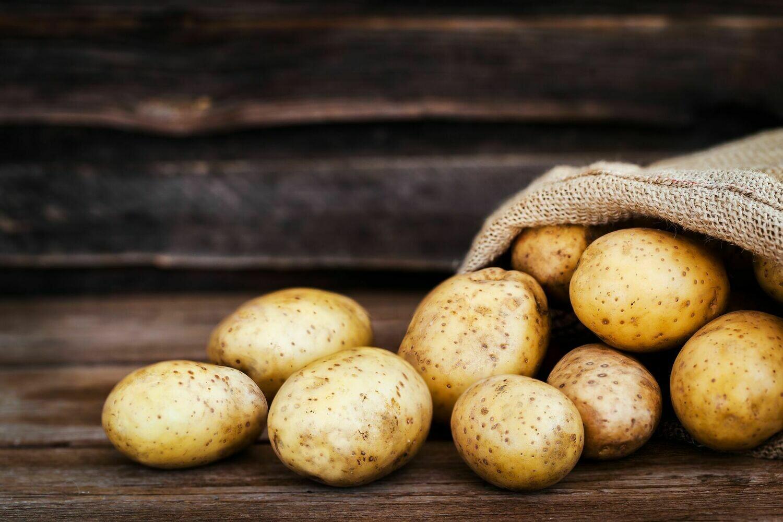 White Potatoes 2.5kg