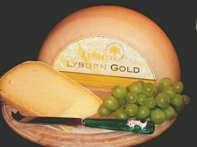 Lyburn Gold Cheese 200g