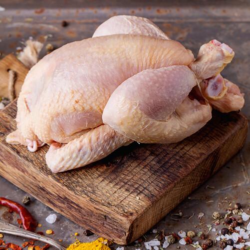 Fresh Whole Chicken 1.4kg
