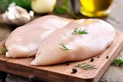 Chicken Breast x4