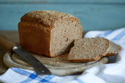 100% Rye Sourdough Bread 800g