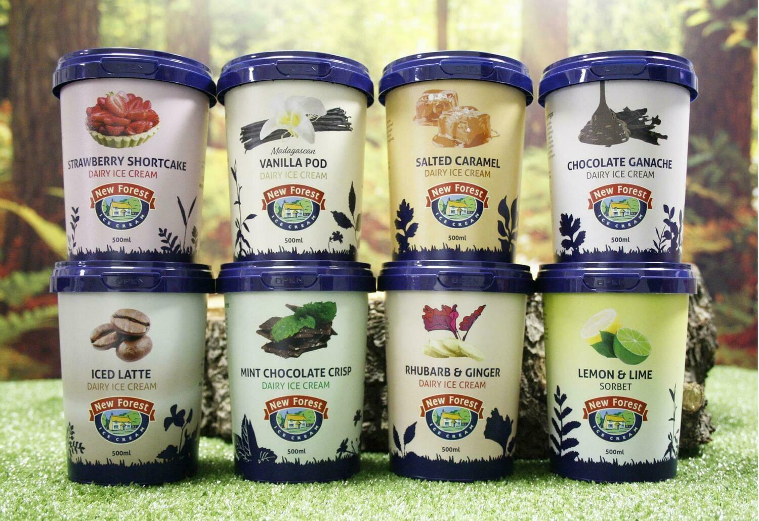 New Forest Ice-Cream 500ml
