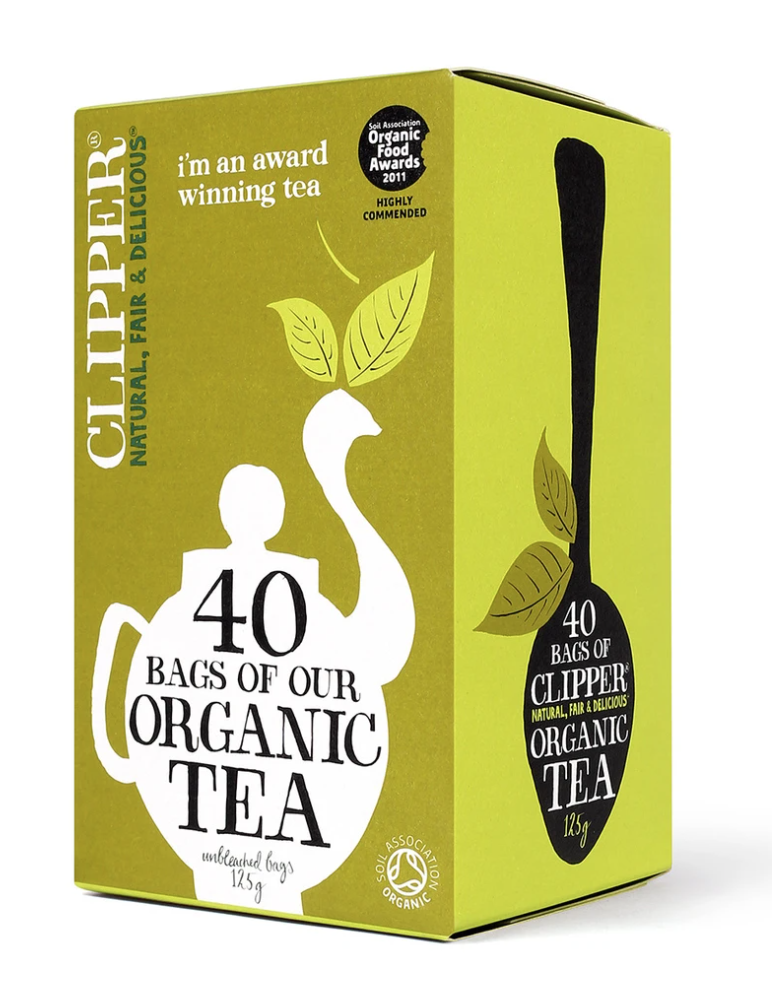 Organic Everyday Tea 40 bags
