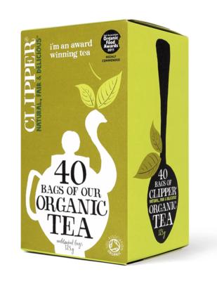 Organic Everyday Tea 40 bags