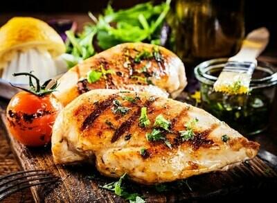 BBQ Chicken Breast x 2