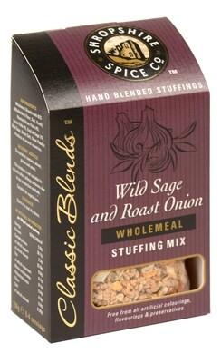 Wild Sage & Roast Onion Wholemeal Stuffing Mix 150g