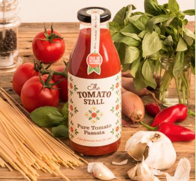 Pure Isle of Wight Tomato Passata 500g
