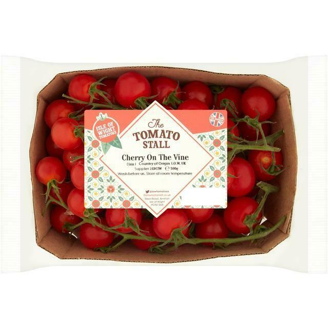Cherry Vine Tomato Punnet 250g